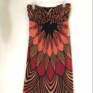 Nicole Miller Women's Strapless Dress Size S/CH